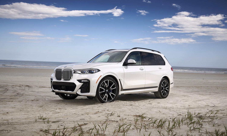 BMW desarrollará el X6 y X7 con pila de hidrógeno