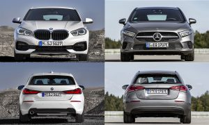 Comparativa BMW Serie 1 Vs Mercedes Clase A