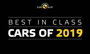 Los coches más seguros de 2019 EuroNCAP