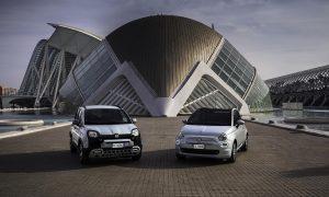 Fiat Panda Hybrid y Fiat 500 Hybrid
