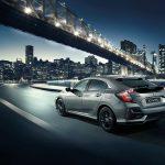 Honda Civic 2020 dinámica
