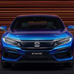 Honda Civic Sportline frontal