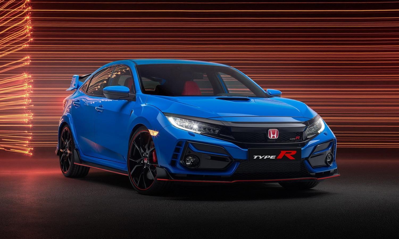 Morro del Honda Civic Type-R 2020