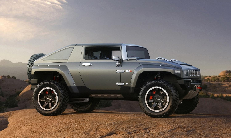 Hummer volverá como marca de coches eléctricos