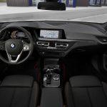 Interior del BMW Serie 1