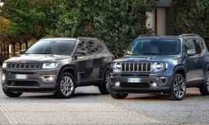 Jeep Compass y Jeep Renegade