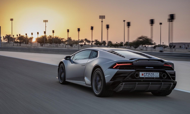 El Lamborghini Huracan Evo 2019 tendrá Alexa para controlar funciones del coche y de casa