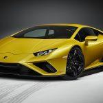 Lamborghini Huracán EVO RWD perfil
