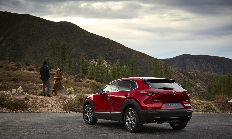 El Mazda CX-30 es uno de los mejores SUV