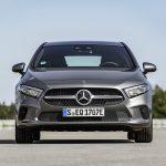 Mercedes Clase A vista delantera