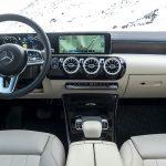 Mercedes Clase A interior