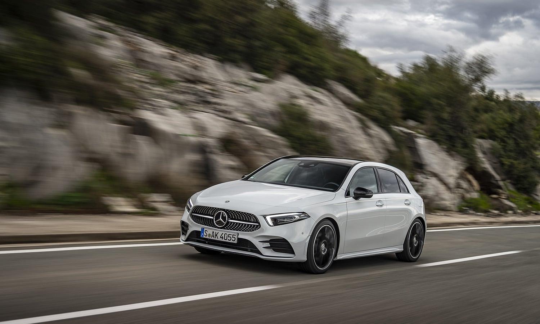 Mercedes-Benz Clase A dinámica