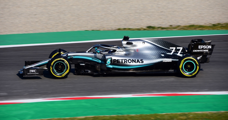 Mercedes W10 F1