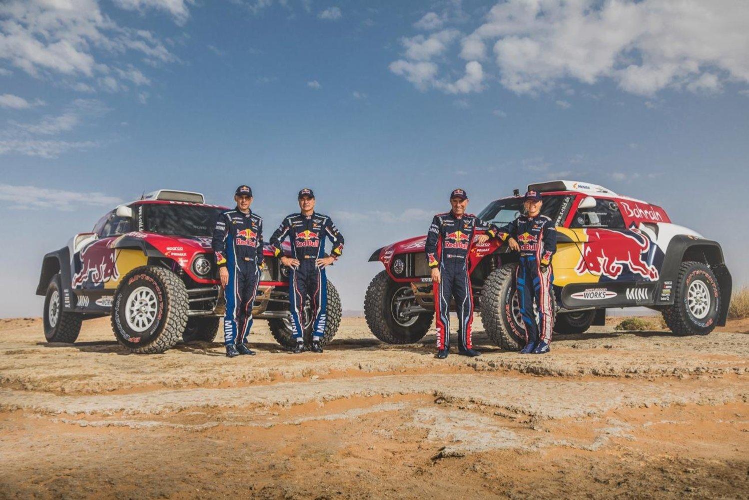 Equipo Mini Dakar 2020