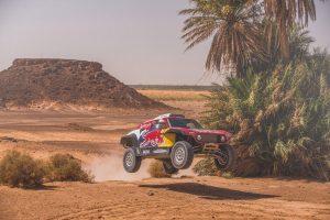 Carlos Sainz Mini Dakar 2020