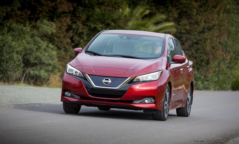Nissan Leaf coche eléctrico