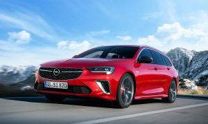 Opel Insignia GSi dinámica