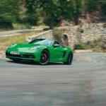 Porsche 718 Boxster GTS 4.0 dinámica