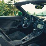 Porsche 718 Boxster GTS 4.0 habitáculo