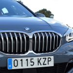 BMW Serie 1 parrilla frontal activa