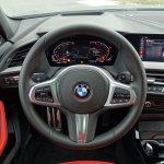 Puesto de conducción del BMW Serie 1 M Sport