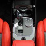 Palanca de cambios y mandos iDrive en BMW 118i