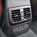 Salidas de aire trasera en BMW Serie 1