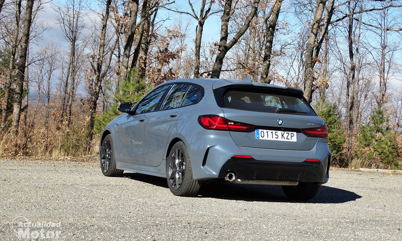 Prueba BMW 118i M Sport 140 CV gasolina