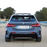 Diseño trasera BMW F40 118i M Sport