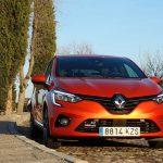 Prueba Renault Clio delantera