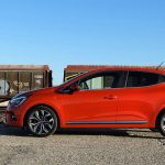 Prueba Renault Clio V gasolina 100 CV lateral