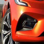 Prueba Renault Clio V antinieblas delantero