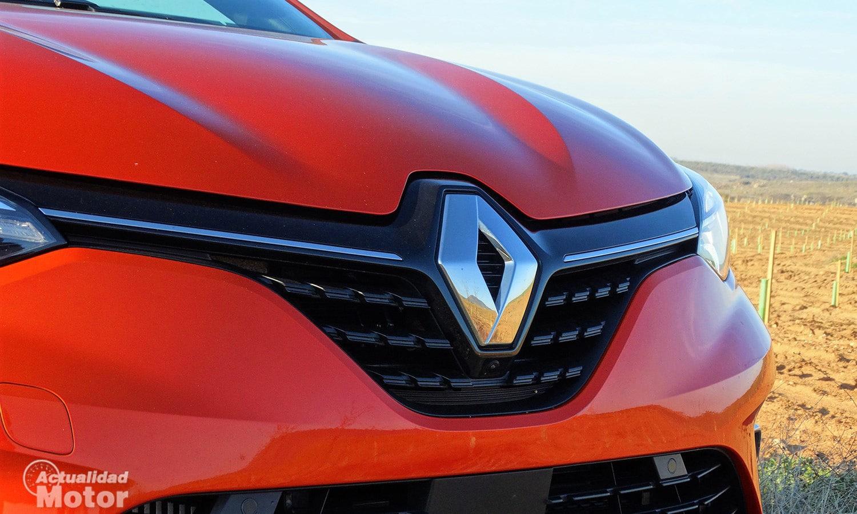Renault Clio 2020 calandra