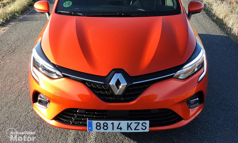 Renault Clio 2020 Zen detalle delantero