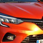 Detalle parte delantera Renault Clio 2020