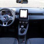 Prueba Renault Clio Zen salpicadero