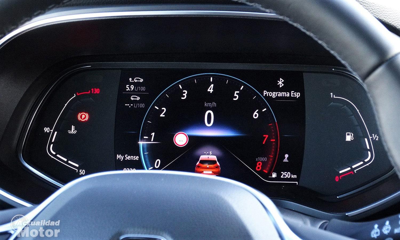 Cuadro de instrumentos digital Renault Clio