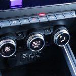 Consola central del Renault Clio 2020