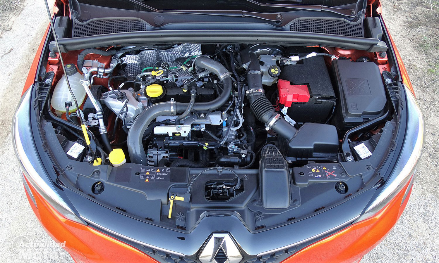 Motor TCe 100 CV Renault Clio