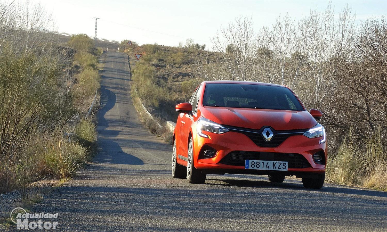 Prueba Renault Clio 1.0 TCe 100 CV frontal