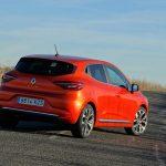 Prueba Renault Clio TCe 100 perfil trasero