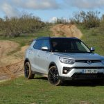 Prueba SsangYong Tivoli 1.5 Turbo G15T 163 CV Limited Manual 6v