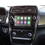 Pantalla infoentretenimiento del SsangYong Tivoli con Apple CarPlay