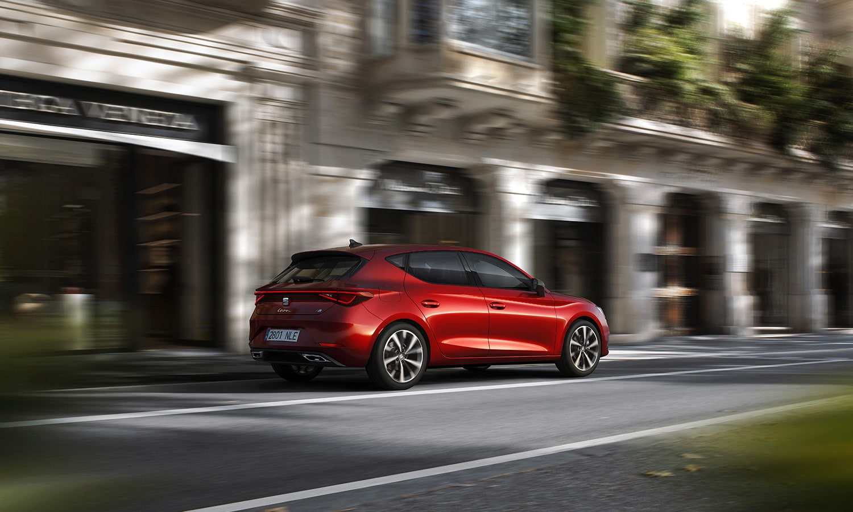 Seat León FR 2020 dinámica