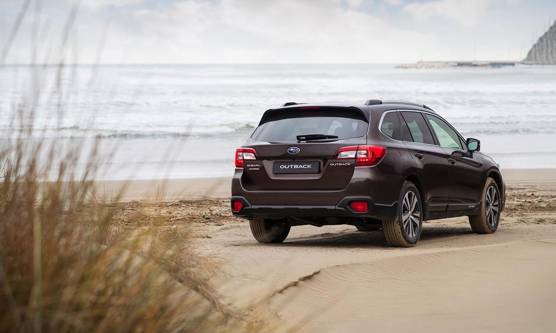 El Subaru Outback es un SUV muy efectivo y cómodo