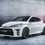 Toyota GR Yaris perfil
