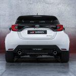 Toyota GR Yaris trasera