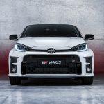 Toyota GR Yaris frontal