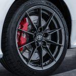 Toyota GR Yaris llantas y discos freno