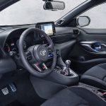 Toyota GR Yaris puesto conducción